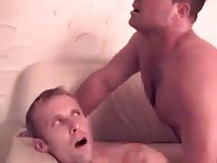 Beefy Guy Fucks Skinny Boy