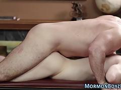 Gay mormon elder punished