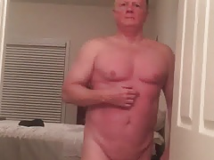 Mike Undressing 10 24 2016