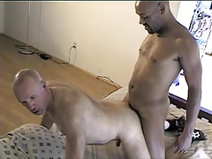 Fucked by Two Buddies Again.