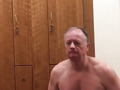 MIKE LOCKER ROOM UNDRESSING