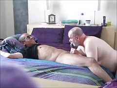 Sexy-As-All-Hell Blatino Feeds Me His Big, Uncut Cock Again.