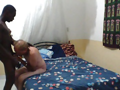 African hookup suck and fuck white guy