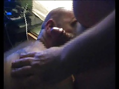 Leather Bears Threesome Part 1