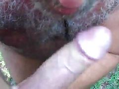 cocksucker in forest