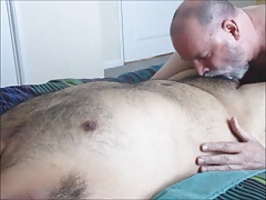 Double Nutt From A Horny Young Man.  OralistDan Video 208.