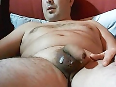 Daddy with nice ass and dick