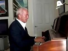 El profesor de piano