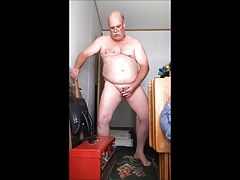 Stroke and Cum on Cam