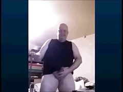 english grandpa wanking