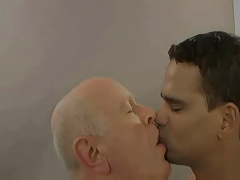 Daddy with hot latino boy