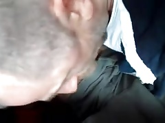sucking a cock in taxi
