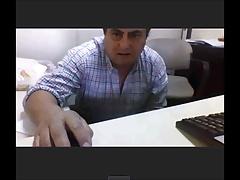 argentinian chubby daddy wanking