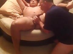 daddy licking latino boy ass