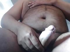 BIG SEXY UNCUT BEAR