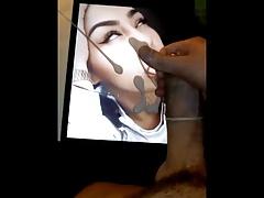 Cum tribute video for tiny italian brunette babe #2