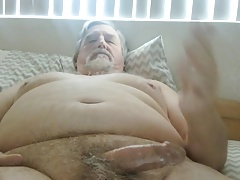Daddy Jerks Off