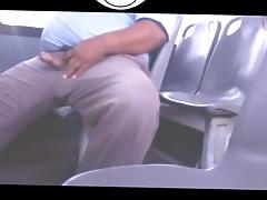 chubby dad in metro