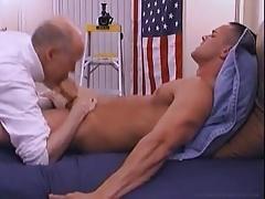 hungry daddy devours straight marine boy