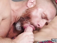 Daddy is eager to be ass fucked wildly