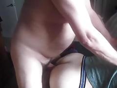 daddy fucks cub's ass