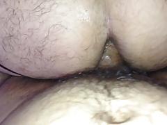 Barebacking my married furry bottom bud