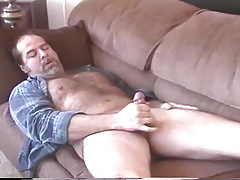 Horny Couch DAD