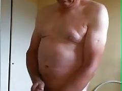 Patrick Pottier se masturbe