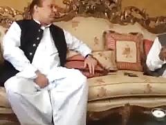 arab man touching balls