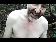 On my knees in the woods (again)