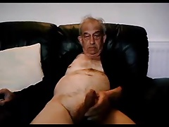 Horny old man