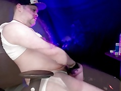 SeanSmokes smoking, belching, cumming