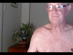 Sexy South African on Skype
