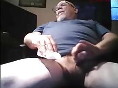Papa Michael Cums