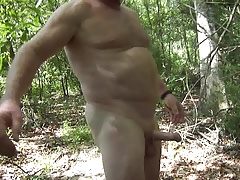 play in the woods