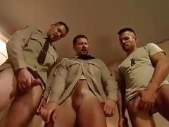 Vinnie D'Angelo Gunnery Sgt. McCool - Scene 1