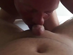 Ugly German sucks Albanian Dick