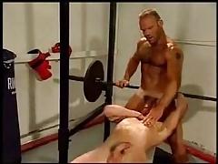 Velludos en el gym