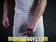 MormonBoyz- Roommates bareback flip flop