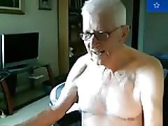 87 yo grandpa