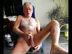 Mature older man