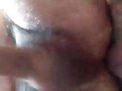 Daddy fucking bare (short clip)