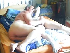 grandpa enjoy sucks young dick