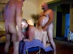 Chub Grandpa fuck the Pig