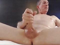 Big cock jerk off cum festival!