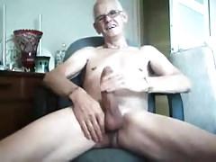 Big cock daddy stroking (no cum)