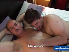 Chris Marsan Fucking a Chubby