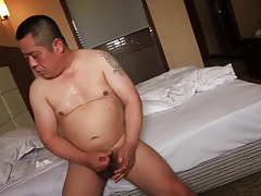 Japanese Daddy Bear