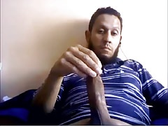 Mexican Str8 Guy Takes a Nut Shot #76