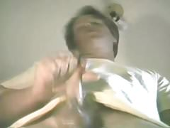 vintage video from early days of masturbating